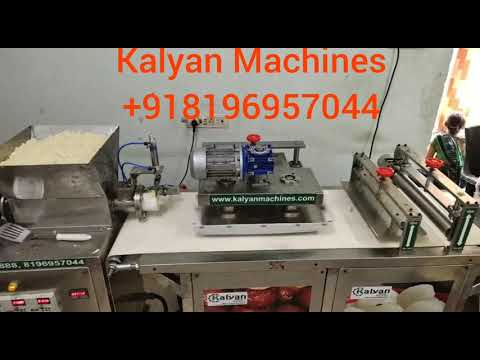 Rasgulla Ball Making Machine