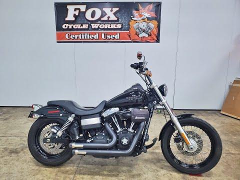2012 Harley-Davidson Dyna® Street Bob® in Sandusky, Ohio - Video 1