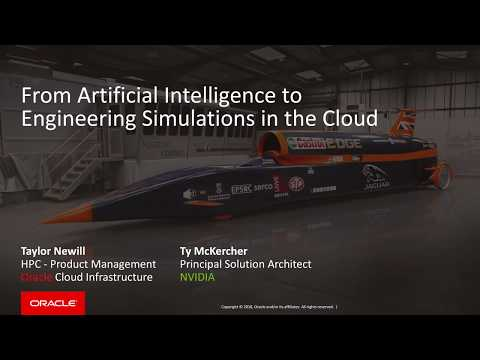 See HPC engineering simulations in the cloud