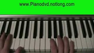 How To Play It Ends Tonight By The AAR On Piano Part 1 Of 3