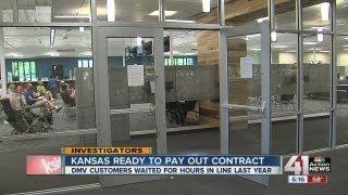 Kansas DMV problems behind them?