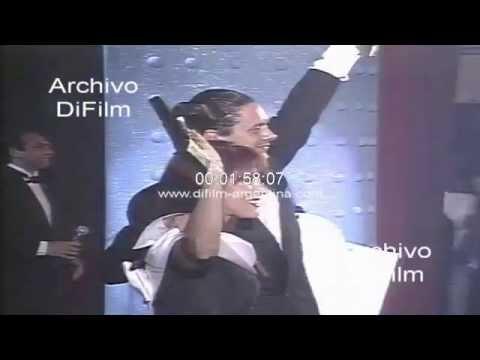 DiFilm - Juan Rodo gana el premio Estrella de Mar 1993