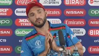 Gulbadin Naib Apologizes To Afghanistan Cricket Fans For Not Giving 100 Percent In World Cup 2019