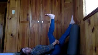 Video Tutorial: Legs Up the Wall