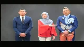 Neelofa Kecek Klate Anugerah Meletop Era