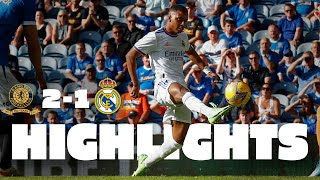 HIGHLIGHTS | Rangers F.C. 2-1 Real Madrid