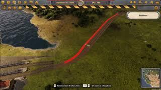 Railway Empire - Gold Rush V1.8 Beta - Part One