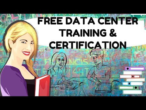 Free Data Center Training's and Certifications - No Cost, Get ...