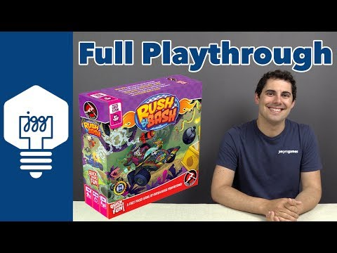 JonGetsGames - Rush & Bash Full Playthrough