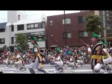 町田エイサー'15 和光鶴川小学校 3-3