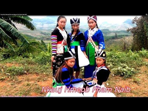 Ncig Mus Saib pas Zaj nyob Ntawm Zos Pham Naib 2017