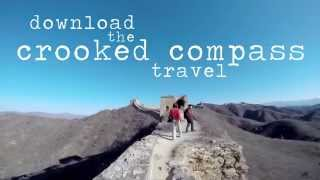 Crooked Compass Travel App
