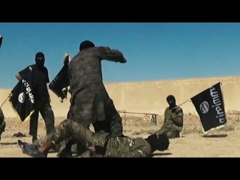 ISIS audio tape: Attack the U.S.
