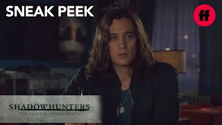Shadowhunters | Season 3, Episode 7 Sneak Peek: Maia Is Shocked To See Kyle | Freeform