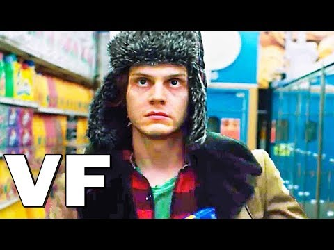 AMERICAN ANIMALS Bande Annonce VF (Evan Peters, 2019)
