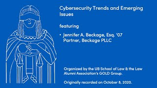 video presentation on cybersecurity trends