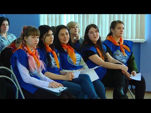Ангарчане подвели итоги Года Добровольца