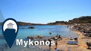 Mykonos | Paranga beach