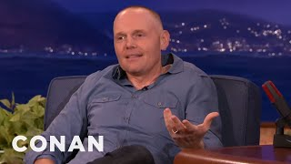 Bill Burr Won't Give Foul Balls To Kids  - CONAN on TBS