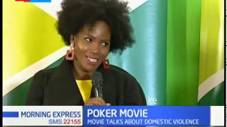 Poker movie that explores sexual violence set to premier on 28th November