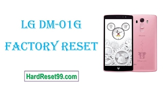 How To Factory Reset LG DM 01G