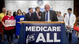 Gerald Friedman discussing how we can pay for Medicare-for-All on the David Pakman Show