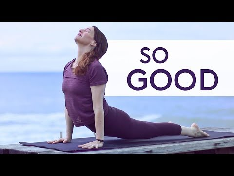 Total Body Yoga Workout (Will Make You Feel So Good!) - YouTube