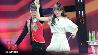 Hari Won Lã Lơi Theo Từng Bước Nhảy Điệu Nghệ Của Vũ Công Chuyên Nghiệp | Hài Mới 2019 [Full HD]