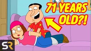 25 Twisted Family Guy Facts That Will Surprise Even Longtime Fans