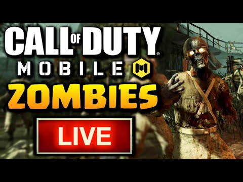 Call of Duty Mobile ZOMBIES and Battle Royale | CoD Mobile LIVE