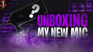 Unboxing my new Microphone | One of the best Mic?
