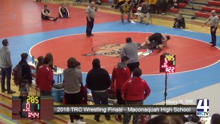 2018 TRC Conference Wrestling Championships 1-20-18