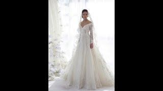 Long Sleeve Wedding Dresses For A Fall Wedding