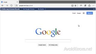 Make Microsoft Edge Search Google Instead of Bing