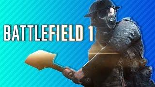 SUPER SLIMY SENTRY | Battlefield 1