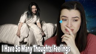 WHEN WE ALL FALL ASLEEP, WHERE DO WE GO?~ Billie Eilish Album Reaction