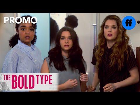 The Bold Type Season 1 (Promo 'Don't Keep Quiet')