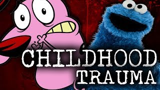 Childhood Trauma: Cartoons, TV Shows & Movies