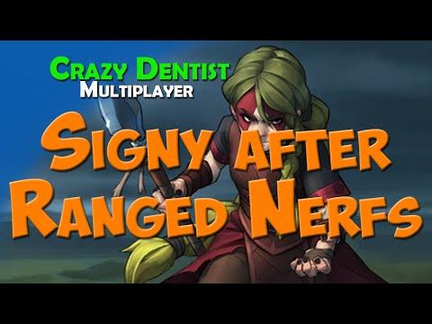Signy after Ranged Nerfs | Snake clan in 3v3 | Northgard