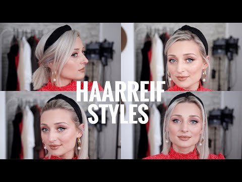 Haarreif Styles | OlesjasWelt