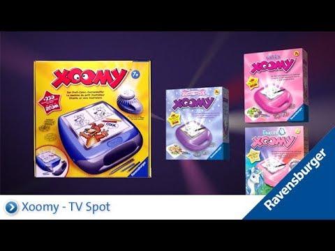 Ravensburger Xoomy - TV Spot