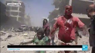 Syrie : un attentat suicide de l