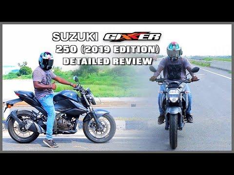 Suzuki Gixxer 250 (2019 Edition) - Detailed Review | Mechanic Shop | Episode 13