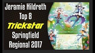 Yu-Gi-Oh! 6th place Trickstar Regional deck profile