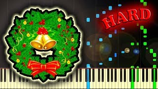 CAROL OF THE BELLS (SHCHEDRYK) - Piano Tutorial