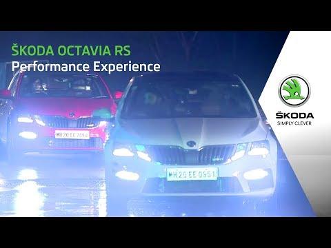Skoda  Octavia RS Лифтбек класса C - рекламное видео 2