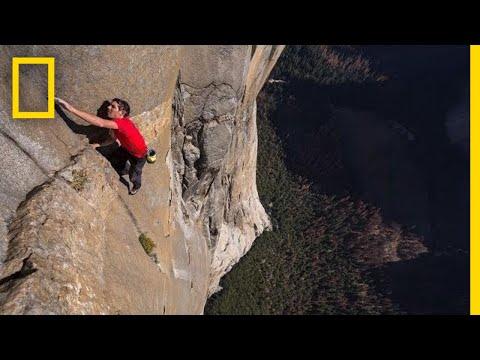 Scale Yosemite's El Capitan in Virtual Reality