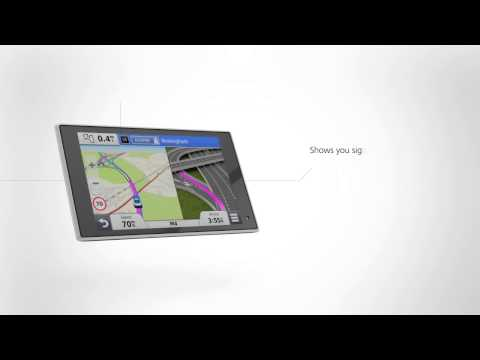 Tecnologia Garmin Active Lane Guidance