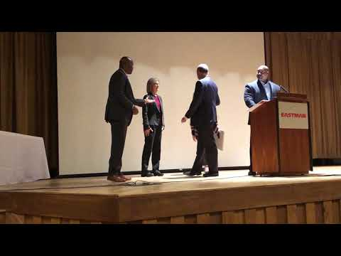 Video: Winners announced in oratorical contest