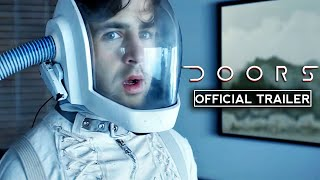 DOORS Official Trailer (2021) Josh Peck Mystery Sci-Fi HD by CinemaBox Trailers